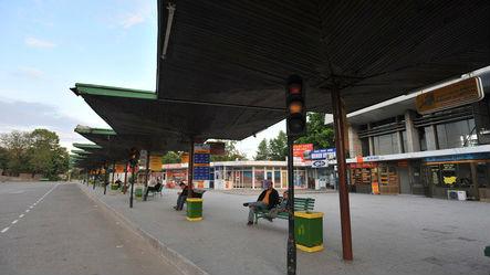 Автобусна гара във Варна
