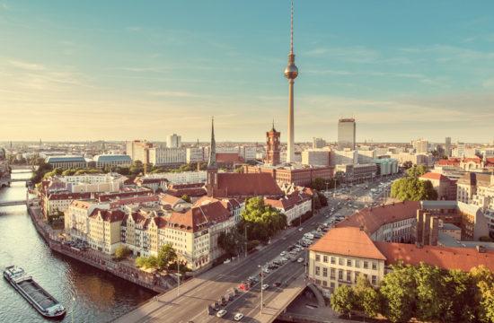 berlin panorama tv tower