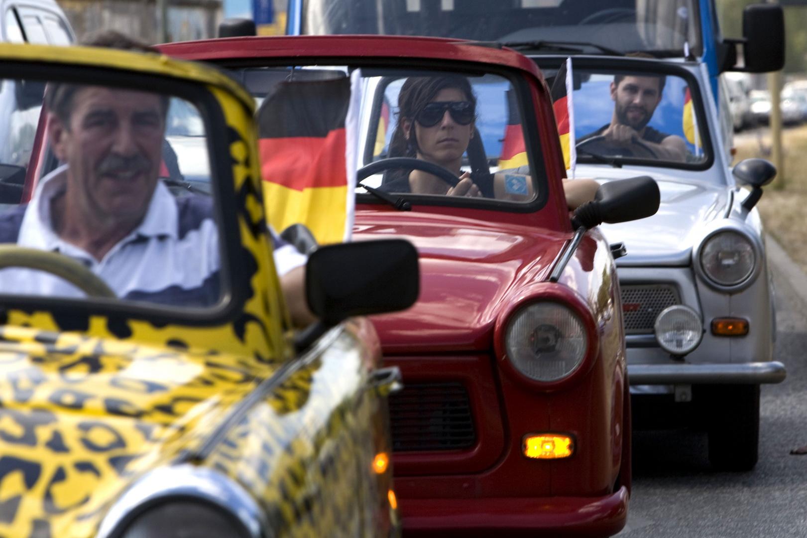 trabant drivers
