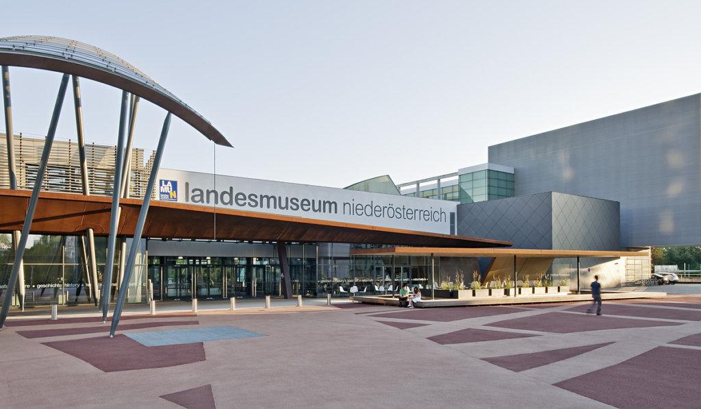Национален музей Долна Австрия в Санкт Пьолтен