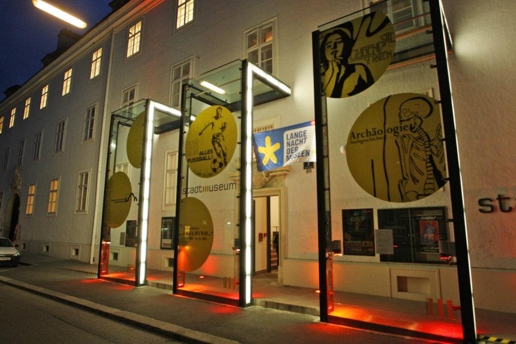 Градски музей в Санкт Пьолтен