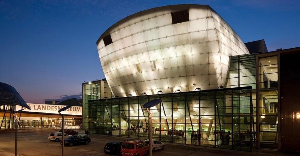Фестивален театър в Санкт Пьолтен