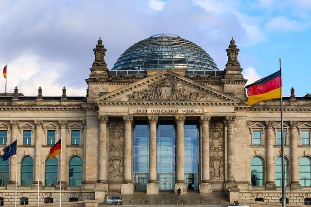Берлин Бундестаг
