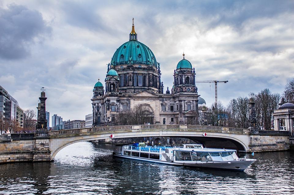 Берлин река