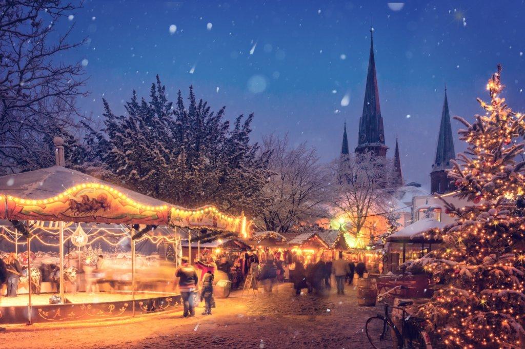 Коледен базар Германия