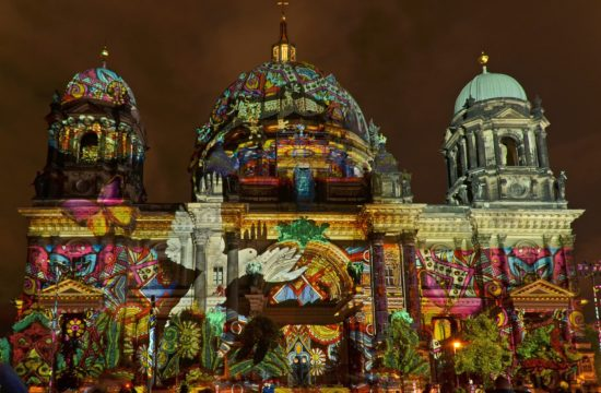 Фестивал на цветовете в Берлин