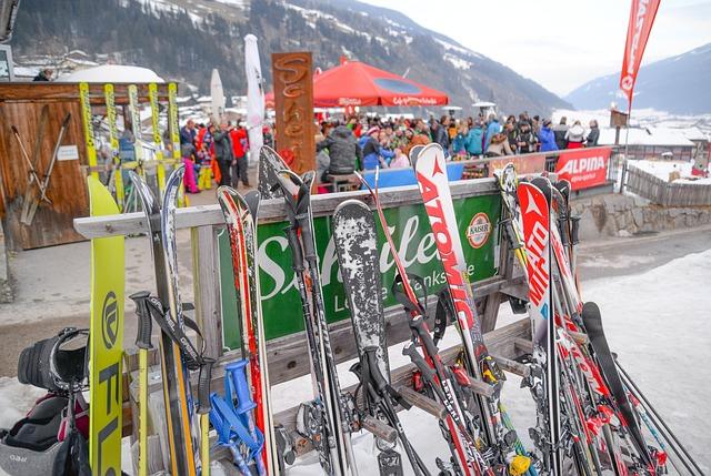 Австрия ски