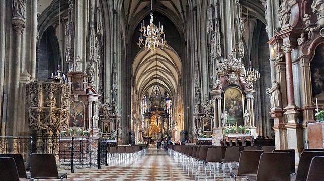 Виена катедрала